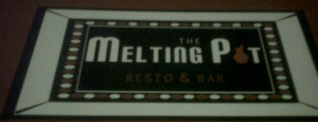 The Melting Pot is one of Kuliner Resto/Cafe ♥.