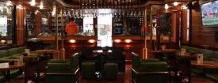 Bulldog Pub is one of Ivaさんの保存済みスポット.