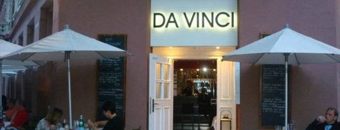 Ristorante Da Vinci is one of HD Places-To-Be.