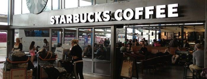 Starbucks is one of La Fra' : понравившиеся места.