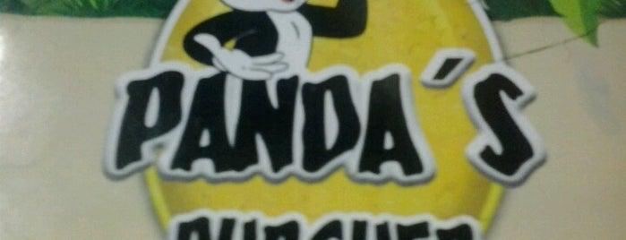 Panda's Burguer is one of Natal - RN.