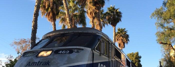 Amtrak San Juan Capistrano is one of Posti che sono piaciuti a Mitch.