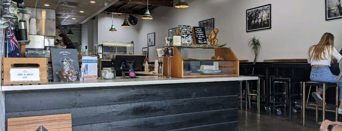 Outpost Kitchen is one of Organic LA.