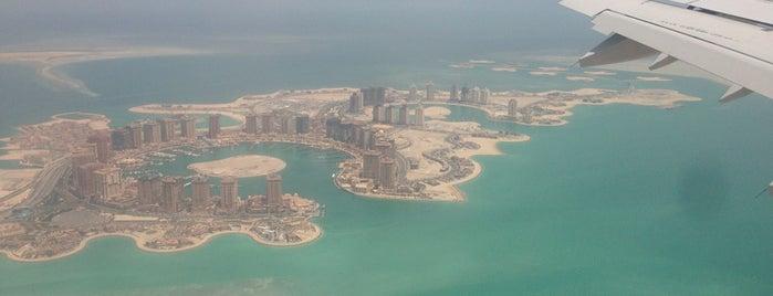 Volta ao Mundo oneworld: Doha