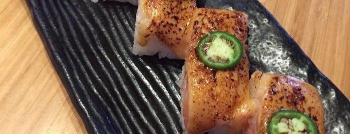 Kyabia Japanese Restaurant is one of Food.
