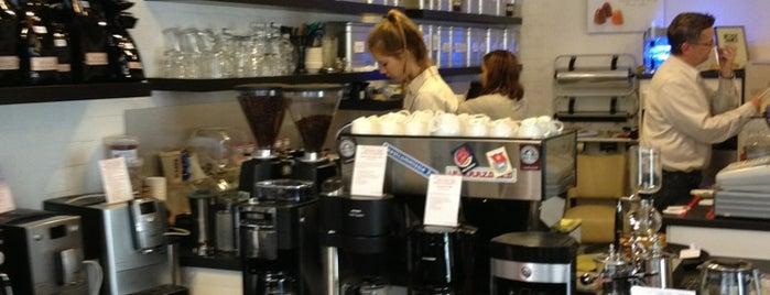 Semmelink Koffie-thee-schenkerij is one of #ThirdWaveWichteln Coffee Places.