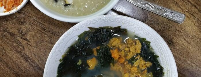 済州家 is one of 구도심 음식점들.