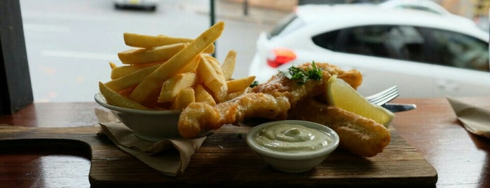 Fish Place is one of Sydney to-do list.