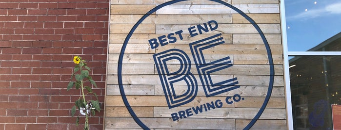 Best End Brewing Co. is one of Do: Atlanta ☑️.
