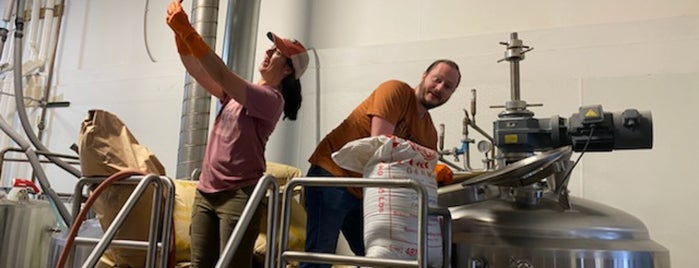 Third Wheel Brewing is one of STL.