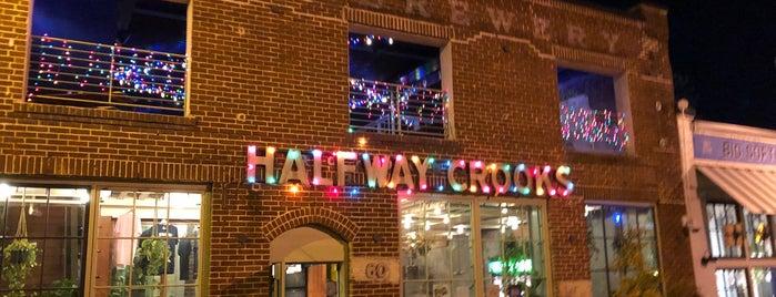 Halfway Crooks Beer is one of Do: Atlanta ☑️.