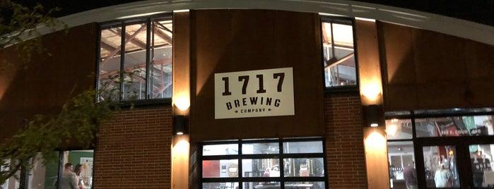 1717 Brewing Company is one of Posti che sono piaciuti a Austin.