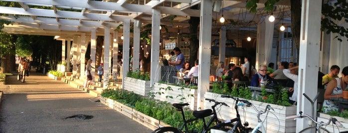 Теплица is one of Рестораны к посещению.