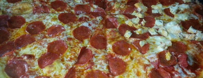 Primanti Brothers Pizza Grill is one of Ft. Lauderdale/Miami.