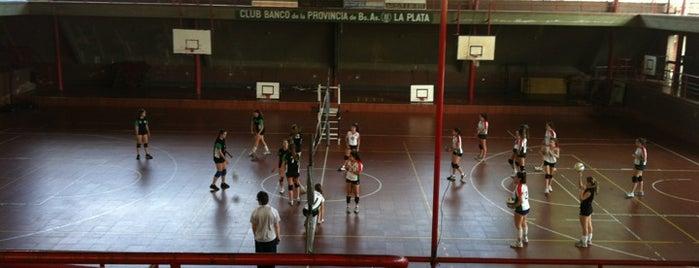 Club Banco Provincia is one of Posti che sono piaciuti a Sandra.