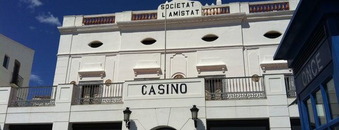 Bar Casino Cadaqués is one of comer.