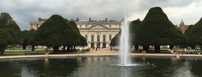 Hampton Court Palace Gardens is one of Alexander's Liked Places.