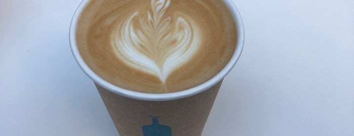 Blue Bottle Coffee is one of USA.