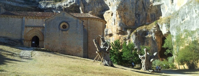 Cañon Rio Lobos is one of Tempat yang Disukai Norbert.