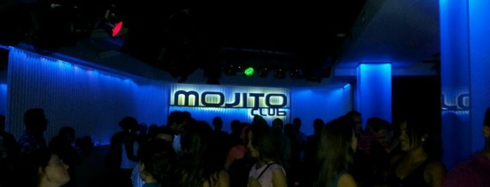 Mojito Club is one of Nightlife in Barcelona.