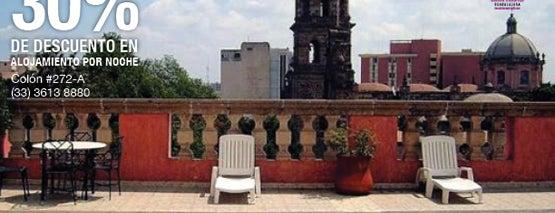 Hotel Santiago de Compostela is one of Por visitar en GDL.