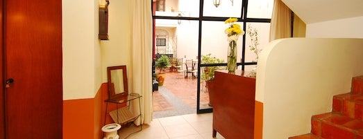 Hostal Olga Querida B & B is one of Hoteles / Hotels @ GDL.