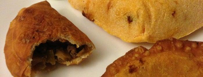 Empanada Mama is one of Manhattan Favorites.