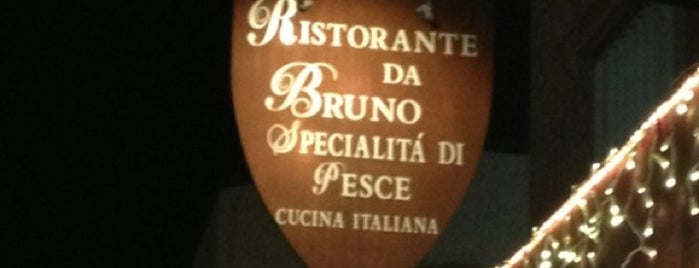 Ristorante Da Bruno is one of Lugares favoritos de Monica.