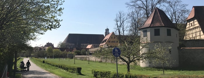 Zur Schleuse is one of Crailsheim & Dinkelsbühl about 2 days.