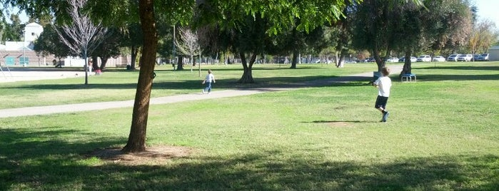 Balboa Park is one of Sherman Oaks.