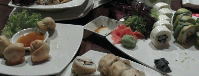 Maiko Sushi is one of Tempat yang Disukai Cristian.