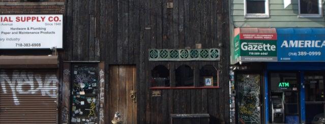 No Name Bar is one of Hidden Bars & Restaurants in NYC.