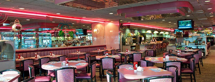 Colonnade is one of 9 of the Last Stand-Alone Diners in NYC.