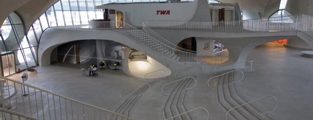 TWA Flight Center is one of New York TOP Places.