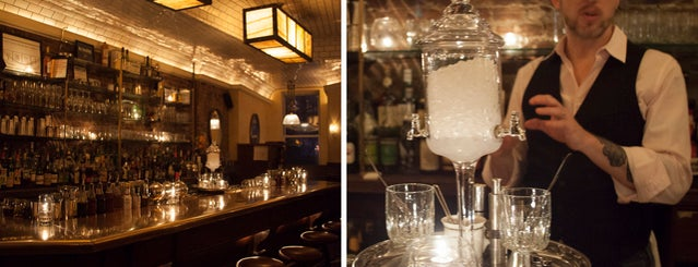 Weather Up is one of Hidden Bars & Restaurants in NYC.