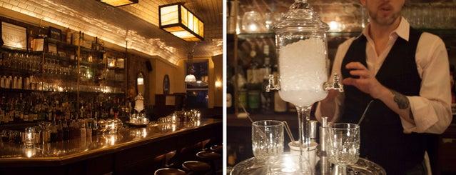 Weather Up is one of Hidden Bars & Restaurants in NYC.