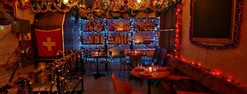 Café Select is one of Hidden Bars & Restaurants in NYC.