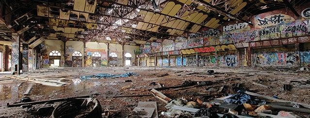 Gowanus Batcave is one of Abandoned NYC.