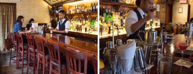 Angel's Share is one of Hidden Bars & Restaurants in NYC.