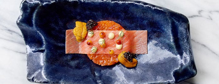 Aquavit is one of 10 Best Authentic European Restaurants in NYC.