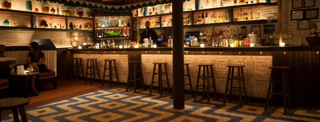 Pulquería is one of Hidden Bars & Restaurants in NYC.