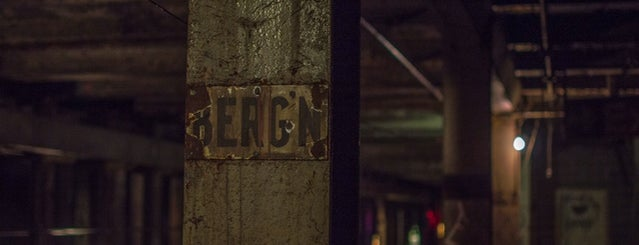 Flatbush Avenue & Bergen Street is one of Abandoned NYC.