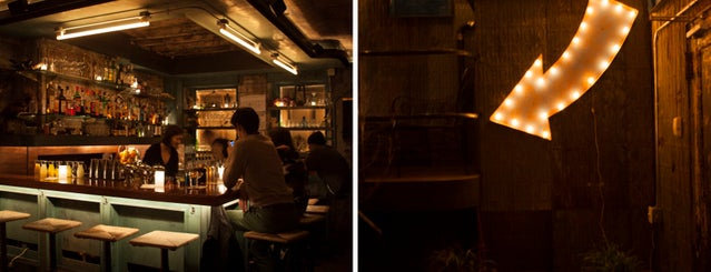 Featherweight is one of nyc bars - to do.