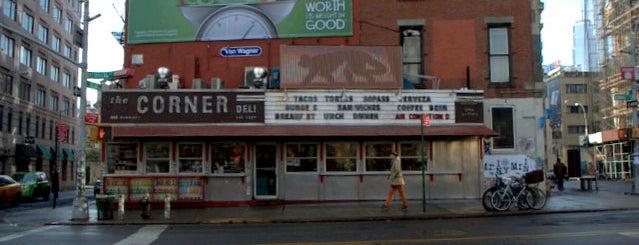 La Esquina is one of Hidden Bars & Restaurants in NYC.