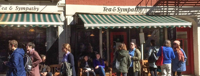 Tea & Sympathy is one of 10 Best Authentic European Restaurants in NYC.