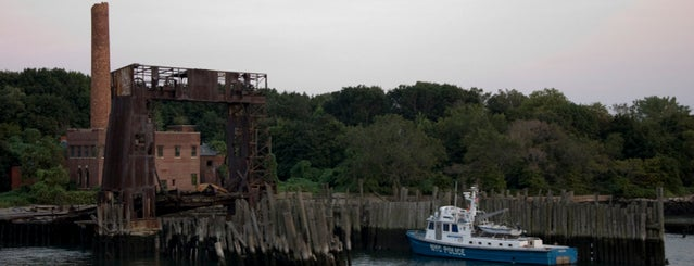 North Brother Island is one of NYC.