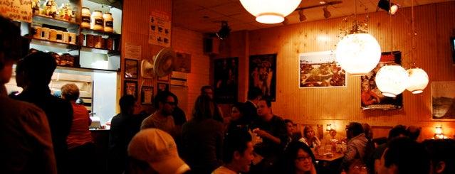 Le Parker Méridien New York is one of Hidden Bars & Restaurants in NYC.