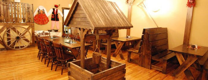 Karczma is one of 10 Best Authentic European Restaurants in NYC.