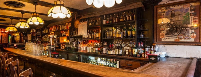 Molly's Shebeen is one of 10 Best Authentic European Restaurants in NYC.