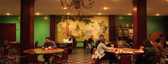 Govinda's Vegetarian Grill is one of Hidden Bars & Restaurants in NYC.